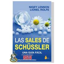 Libro Sales De Schussler - Nigey Lennon