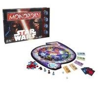 Monopoly Star Wars El Juego Finanzas Mas Famoso Hasbro