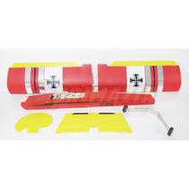 Aeromodelo Pastinha Stick Artal Baioneta Arf 46 52 Treinador