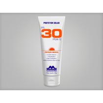 Creme Protetor Solar Fator Fps 30 Mavaro Bisnaga 120g
