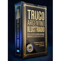 Naipes De Diseño Edición Premium Truco Argentino Ilustrado