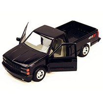 Motormax 1992 Chevy Pick-up 454ss 1/24 Escala Diecast Model