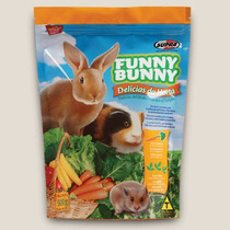 Ração Funny Bunny 500g. (coelhos,hamsters,porquinho)