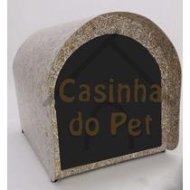 Casinha Ecológica Reciclada Cachorro Tamanho 6
