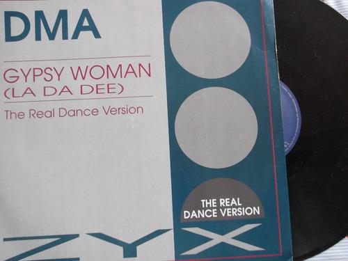 DMA - Gypsy Woman (La Da Dee) The Real Dance Version