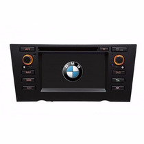 Central Multimidia Dvd Gps Tv - Bmw 2006 2013 S3