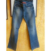 Calça Jeans Feminina Lelis Blanc 36