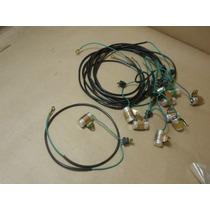 Condensador Distribuidor Corcel 2 80a86 Lote 10 Pecas