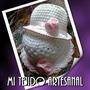 Gorros Y Capelinas Para Bebes Y Niños Tejidas Al Crochet