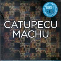 Catupecu Machu - Box Set 5 Cds Cd 2016 - Los Chiquibum