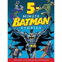 Libro Batman Classic: 5-minute Batman Stories - Nuevo