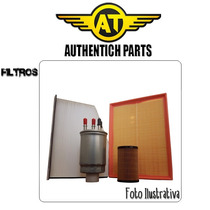 Kit Filtros Citroen C4 Pallas 2.0 Gasolina 07 A 10