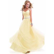Vestido De Gala Largo (dama)