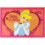 Alfombra Disney Princesa Cenicienta Rosado Infantil Piso