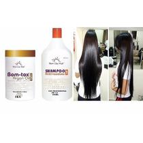 Botox Capilar S/ Formol 1kg New Liss Hair + Shampoo 300ml