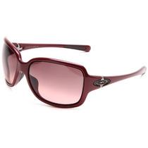 Gafas De Sol Oakley Point Break- Lente Rojo Marco Rojo