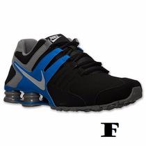 Zapatillas Nike Shox Current Cuero Varios Colores