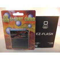 Combo Flashcart Game Boy: Ez Flash 4 E Gb Usb Smart 64mbit