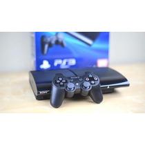 Console Playstation 3 Super Slim 250gb + Pes 14 Nacional