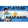 Entradas Argentina Vs Paraguay Plateas Alta Gasparini Cordob