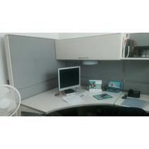 Cubiculos Para Oficina,metálicos,mesas,libreros Colgantes