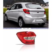 Lanterna Ford Ka Hatch 2014 2015 2016 Nova Lado Esquerdo