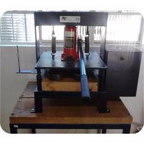 Maquina De Chinelo Completa Mp02 Com 7 Facas 31/32 A 43/44