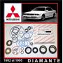 Diamante 1992-94 Kit Cajetín Direccion Original Mitsubishi