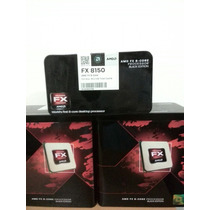 Procesador Amd Fx-8150 Black Edition 8 Núcleos
