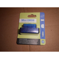 Scanner Automotivo Bluetooth Obd2 Mini P/ Android Barato!!!