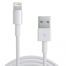 Cable Datos Cargador Lightning Usb 1m Iphone 5 5s Ipad Ipod