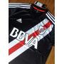 Camiseta River Plate Suplente Negra Labruna 2016 2017