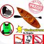 Kayak Simplo Atlantikayak+chal Pro+asiento+acc-weekendpesca