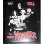 La Familia Monster Serie Completa En Dvd