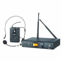 Microfone Staner Headset Srw48 S/ Fio - Frete Grátis