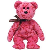 Idad Beanie Baby - Heartley De San Valentín Oso (hallmark E