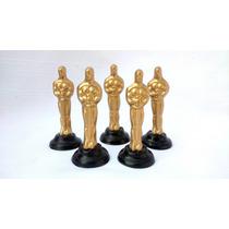 V Mini Estatuilla Premio Oscar, Fiesta Temática Hollywood.