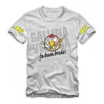 Camiseta Valentino Rossi Vr 46 Galinha Motogp - Speed Race