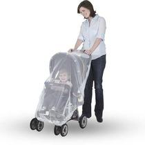 Mosquiteiro Para Carrinho De Bebê De Filó - Proteção Insetos