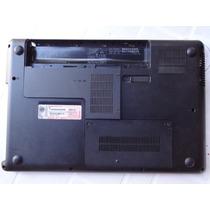 Carcaza Inf Para Notebook Hp Compaq Presario Cq42