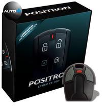 Alarme Positron Ex300 + Controle Fiat Palio Uno Siena Strada
