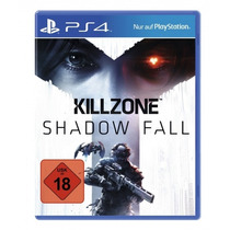 Killzone Shadow Fall Ps4 Midia Fisica Novo Lacrado Região2