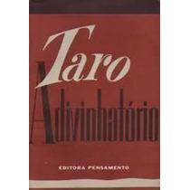 Livro Tarô Adivinhatório Editora Pensamento