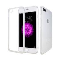 Estuche Iphone 7 Plus Visión Clara Acrílico Pc Nuevo Tpu Par