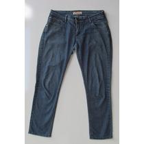 Jean Pantalon Pima Cotton Para Dama Talla 32