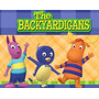 Kit Imprimible Backyardigans Invitaciones Editables, Tarjeta