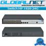 Switch Hp 1920-24g Jg924a 24ptos 10/100/1000 +4sfp Globalnet