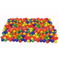 400 Pelotas Multicolores Infantiles No Toxicas