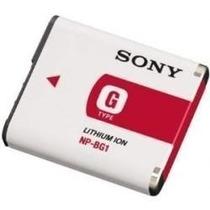 Bateria Np-bg1 Sony W30 W35 W40 W50 T20 T100 T100s H7 H9