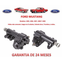 Caja Sinfin Direccion Mecánico Manual Ford Mustang 1967,1968